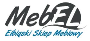 Sklep Meblowy MebEL logo